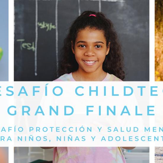 Conoce a los 8 candidatos que continúan en la competencia del Desafío ChildTech Chile – Protección y salud mental para niños, niñas y adolescentes