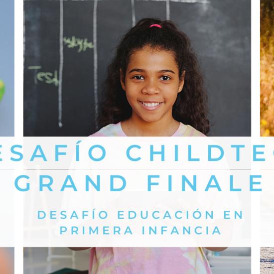 Estos son los candidatos que compiten por ser uno de los ganadores del Desafío ChildTech Chile – Premio educación en primera infancia