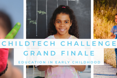 These are the candidates competing to be one of the winners of the ChildTech Challenge Chile – Early Childhood Education